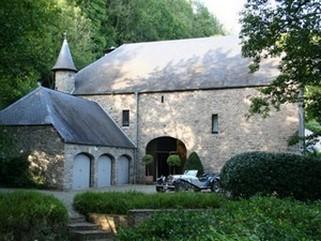 Domaine de Beronsart - Epikur, traiteur événementiel à Namur