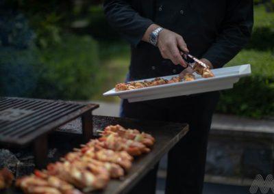 Barbecue pour réceptions - Epikur