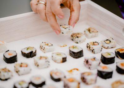 Bouchées de sushis - Epikur