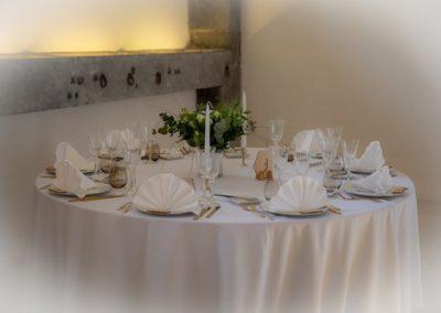 Table décorée - Epikur