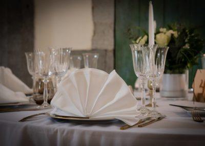 Table de réception - Epikur