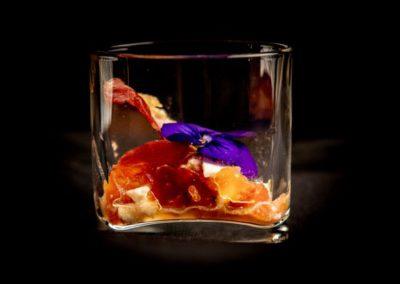 Verrine colorée - Epikur