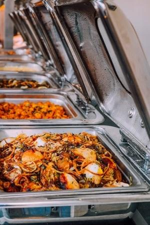 Service traiteur de catering pour événements d'entreprises