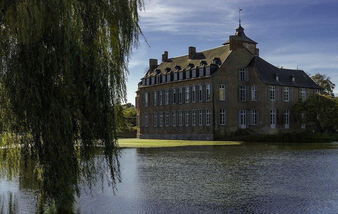 Château Bayard à Eghezée - Traiteur Epikur à Namur