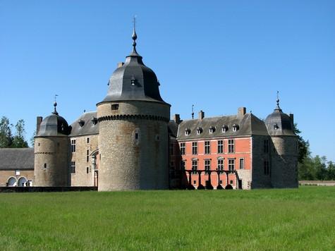 Epikur, traiteur au Château Lavaux près de Namur