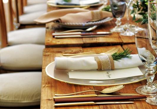 Banquet et menu à la carte - Service traiteur à Liège, Namur, province du Luxembourg (traiteur événementiel Belgique)