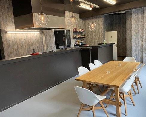 Atelier et salon de dégustation pour événements (mariages, séminaires,...) - Traiteur Epikur à Liège