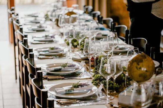 Traiteur pour mariages : buffet, menus, bars